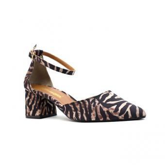6102 Chanel Animal Print - Código 2743-3-167